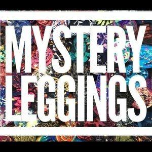 LuLaRoe 2pairs of mystery leggings OR ur choice